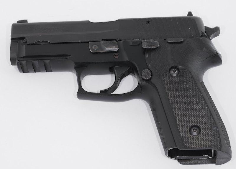 Amusing Lda pistol detail strip interesting phrase